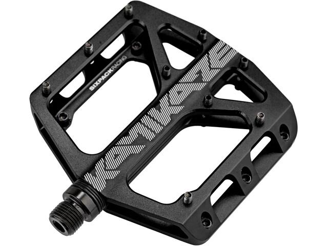 Sixpack Kamikaze 2.0 Pedały, black